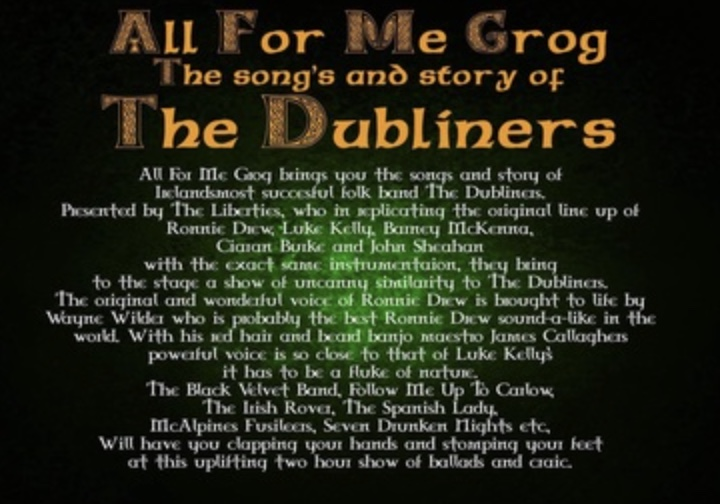 Songs and stories of the Dubliners