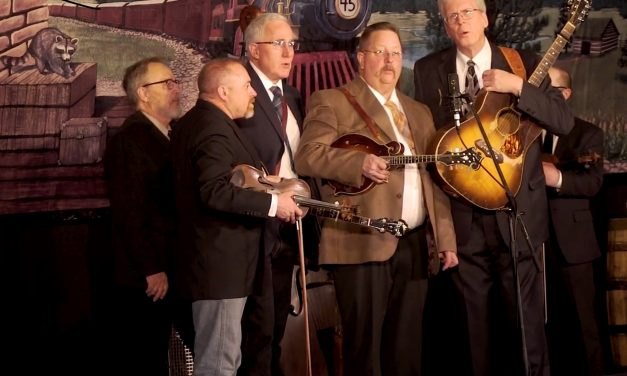 Bluegrass band -High Plains Tradition from Colorada.